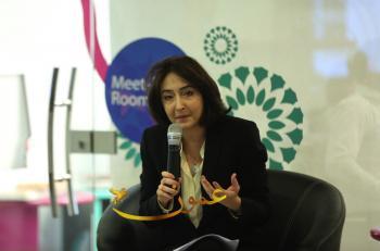زين تقيم جلسة نقاشية مع الأميرة ريم علي