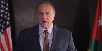 السفير الامريكي: الأردن بقي نموذجا للاستقرار والقوة والكرم والاعتدال (فيديو)