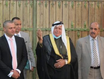 الدكتور فادي احمد محمد العباس الحياري ..  مبارك الزواج