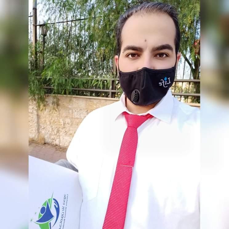 محمد حسين الحوامدة