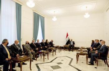 العراق: اصرار على تطبيق الاتفاقيات الموقعة مع الأردن