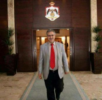 وحيد الطوالبة وايمان بني يونس عضوان في مجلس محافظة اربد