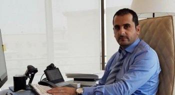 أبو عبيد يتعهد بحل قضية منع تعاقدات الحسين إربد