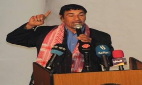 الشاعر محمد اليعقوبي