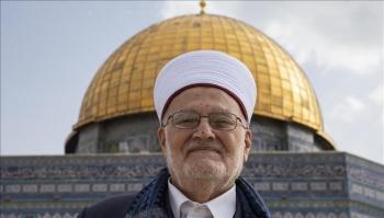 خطيب الاقصى يحمل العرب والمسلمين مسؤولية اقتحام المسجد: أين الضغط؟
