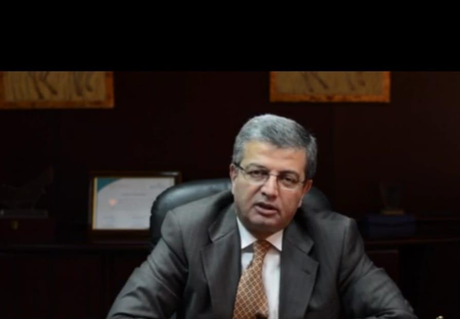 المهندس إبراهيم احمد حياصات