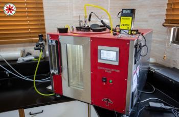 مختبرات المصفاة تحصل على شهادة اعتماد دولية لفحوصات المشتقات النفطية