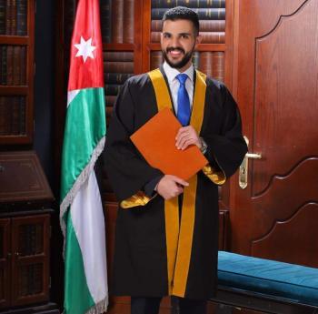 الدكتور يزن معتوق ..  مبارك