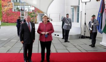 الملك: الأردن يتطلع لمواصلة العمل عن كثب مع ألمانيا