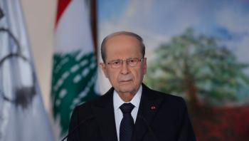 عون يؤكد بذله كل الجهود لتذليل العراقيل أمام تشكيل حكومة إنقاذية