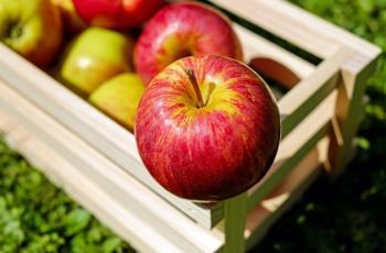 فوائد قشر التفاح