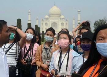 الهند: 418 وفاة بكورونا