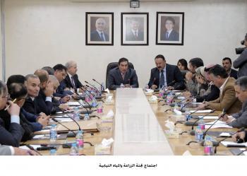 الطراونة: مجلس النواب معني بدعم القطاع الزراعي