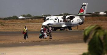 قتلى بتحطم طائرة ركاب جنوب السودان