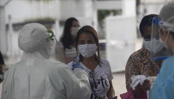 البرازيل تسجل 363 وفاة و16389 إصابة جديدة بكورونا