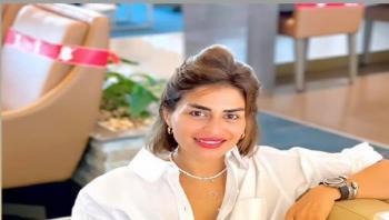الفنانة المصرية منة فضالي تكشف تفاصيل حريق