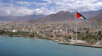 أول سفينة سياحية تصل العقبة من جدة في 23 من تموز