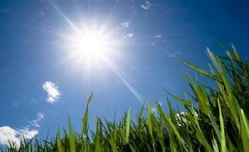 اجواء حارة نسبيا في اغلب مناطق المملكة
