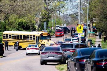 إطلاق نار في مدرسة بولاية تينسي الأمريكية وسقوط ضحايا