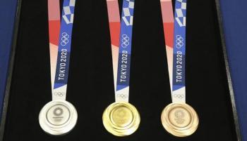 لمسة اليابان ..  ميداليات أولمبياد طوكيو مصنوعة من النفايات الإلكترونية