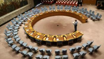 اجتماع علني لمجلس الأمن الأحد حول الاحداث في فلسطين