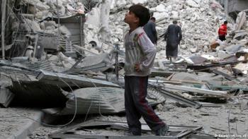 الأمير زيد: الضربات الجوية على حلب جرائم حرب
