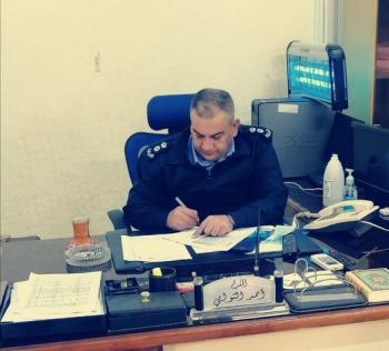 المقدم أحمد عبدالحميد الثوابي مبارك