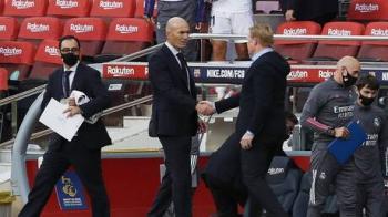 هل تتحقق أمنية كومان للمرة الثانية ويفوز ريال مدريد على أتلتيكو؟