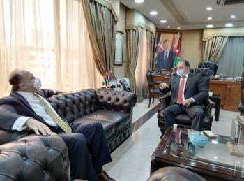 السفير الامريكي: فرصة كبيرة لأن يكون الأردن أحد أهم وجهات المستثمرين
