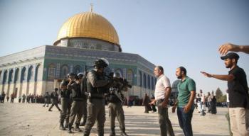 الأردن يوجه مذكرة احتجاج رسمية لاسرائيل ويطالب بالكف عن الانتهاكات في الاقصى