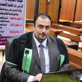 الناصر يحصل على الدكتوراه في الاعلام