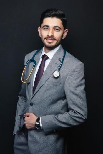 الدكتور احمد اللوباني ..  مبارك التخرج