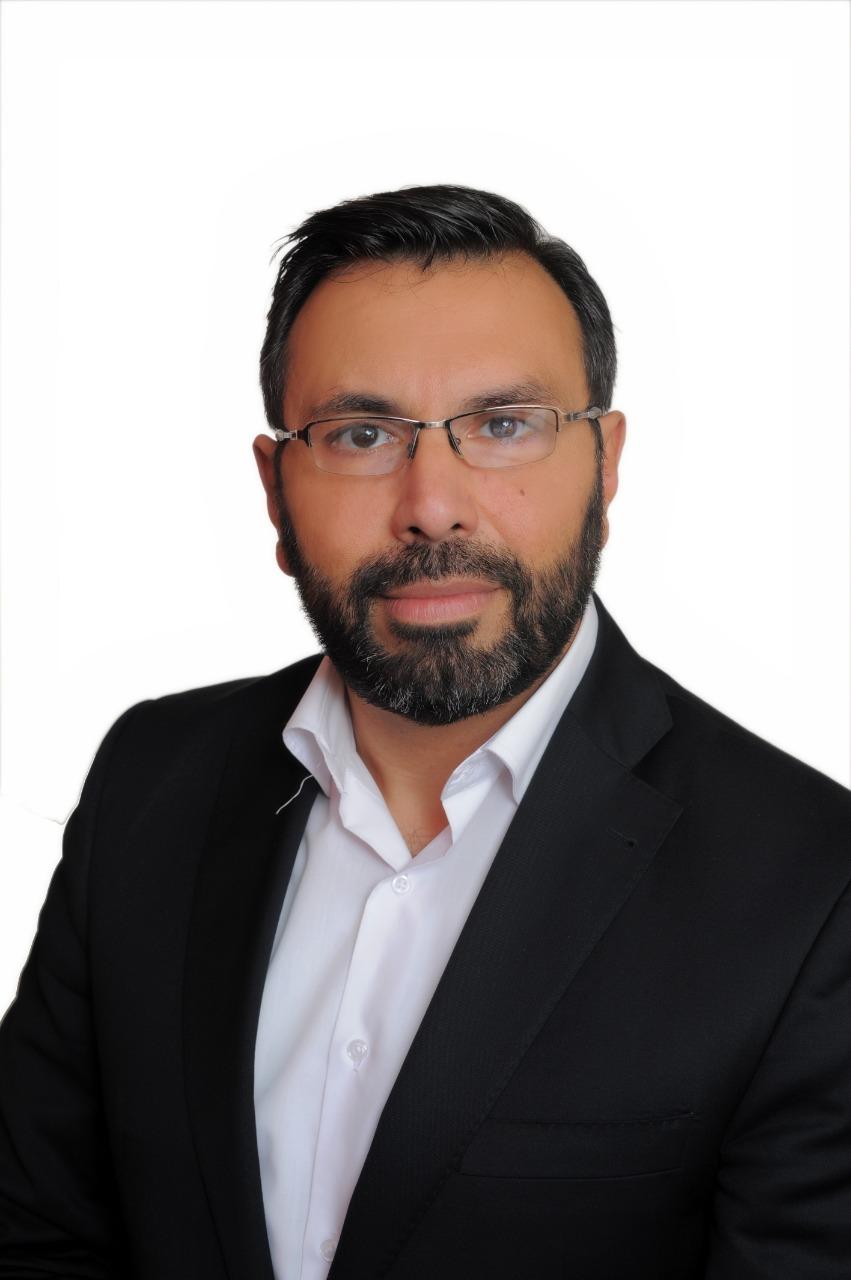 المحامي هيثم منير عريفج
