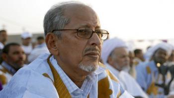 وفاة الرئيس الموريتاني الأسبق سيدي محمد