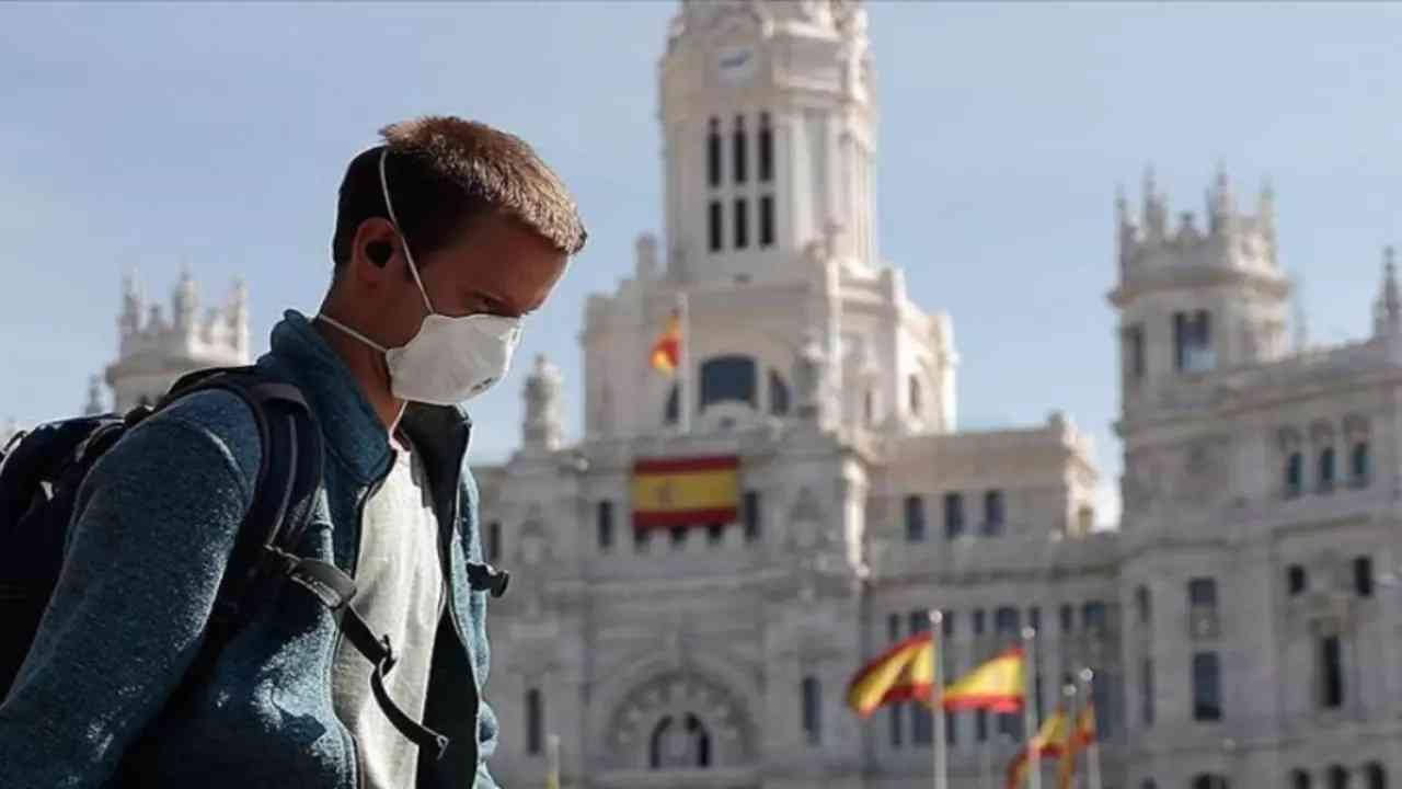 إسبانيا أول بلد بالاتحاد الأوروبي يتخطى مليون إصابة بكورونا
