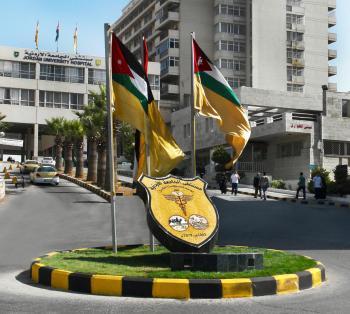 1329 حالة مرضيّة راجعت طوارئ مستشفى الجامعة الأردنية خلال العيد
