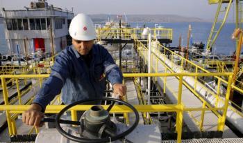 النفط يهوي لأدنى مستوى منذ نيسان