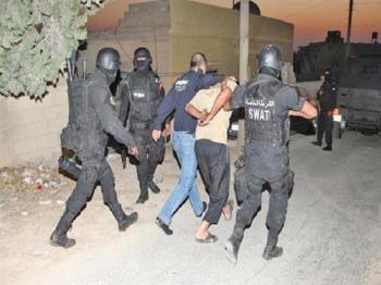القبض على مصنف خطير في بني كنانة