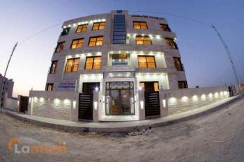 شقق في اجمل مواقع عمان الغربية للبيع