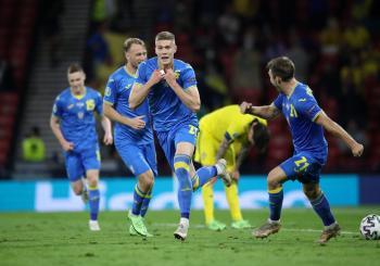 أوكرانيا تقصي السويد وتضرب موعدا ناريا مع إنجلترا في ربع نهائي أمم أوروبا