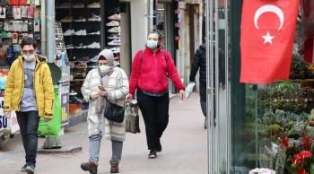 تركيا: تسجيل 17 وفاة و1186 إصابة جديدة بفيروس كورونا