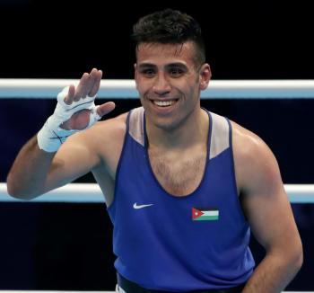 الملاكم عشيش يلتقي نظيره البرازيلي بأولمبياد طوكيو الجمعة