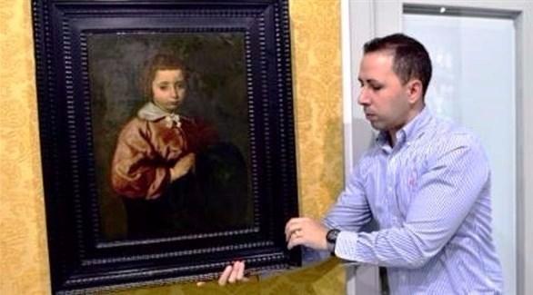 لوحة عمرها نصف قرن تباع بـ 8 ملايين يورو في مدريد