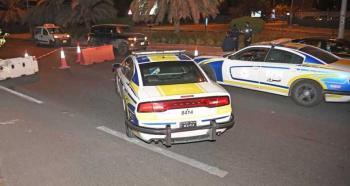 وفاة رجل أمن كويتي في حادث دهس أثناء الحظر الجزئي