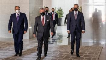 قمة ثلاثية بين الأردن والعراق ومصر الأحد في بغداد