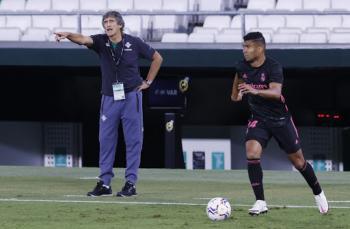 بيليجريني: من الصعب مواجهة ريال مدريد وحكم الفيديو