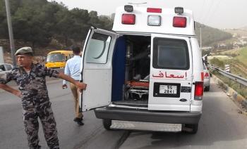 إصابة 8 عسكريين بحادث تدهور في الرويشد