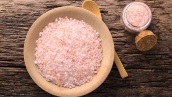 فوائد الملح الصخري الصحية والجمالية