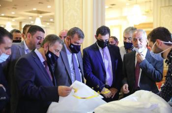 افتتاح الملتقى والمعرض التشبيكي بين الصناعة والمستشفيات
