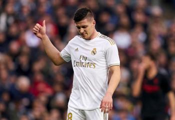 إصابة جديدة لمهاجم ريال مدريد
